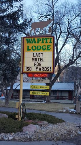 Wapiti Lodge