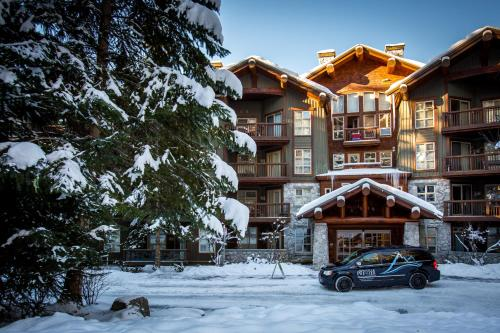 Lost Lake Lodge by Whistler Premier Photo