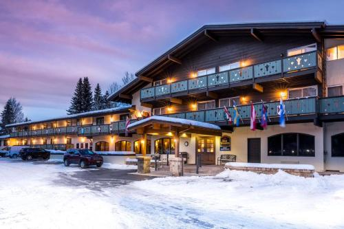 Best Western Tyrolean Lodge