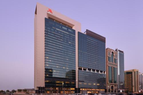 Hotel Marriott Executive Apartments Downtown, Abu Dhabi