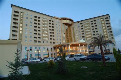 Kozaklı Sanitas Thermal Suites Hotel & SPA adres