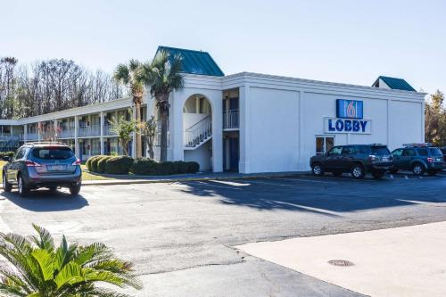 Motel 6 Townsend Photo