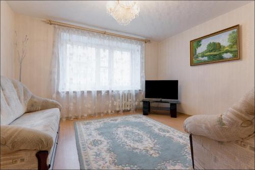 Apartment on Pobediteley 47/1, Минск