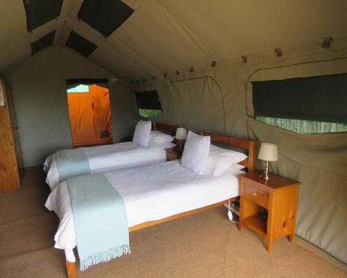 Woodbury Tented Camp Photo