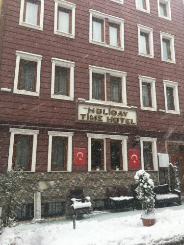 İstanbul My Holiday Time Hotel tatil