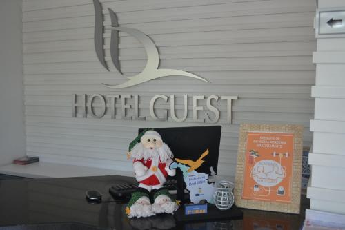 Hotel Guest Photo