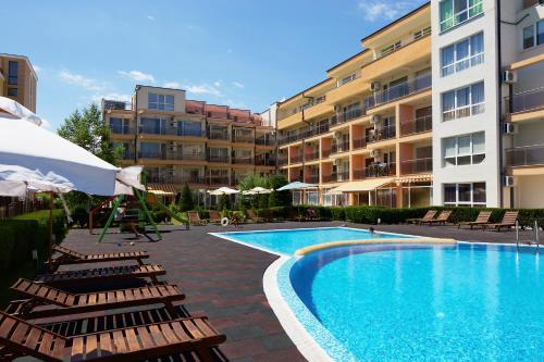 Bulgarienhus Anna Marina Apartments, Свети Влас