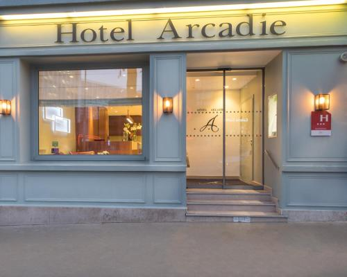 Arcadie Montparnasse Photo