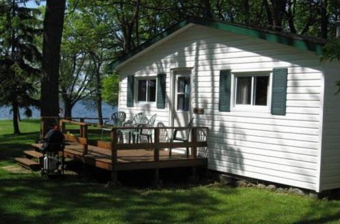 Camp Ashtabula Cottages