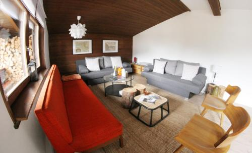 Family Friendly Design Apartment in Seefeld with Panoramic Views