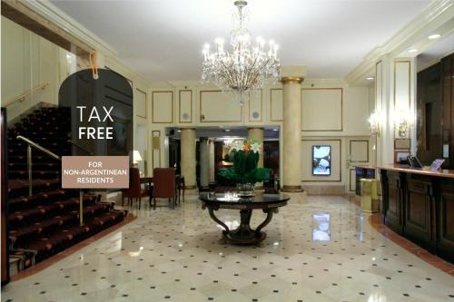 Plaza Hotel Buenos Aires photo 31