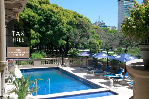 Plaza Hotel Buenos Aires photo 32