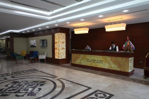 The Karspark Hotel, Kars