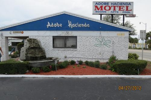 Adobe Hacienda Motel Photo