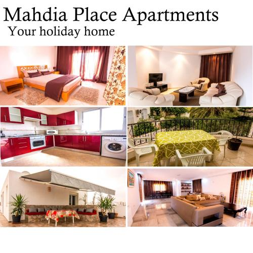 Mahdia Place Apartments Photo