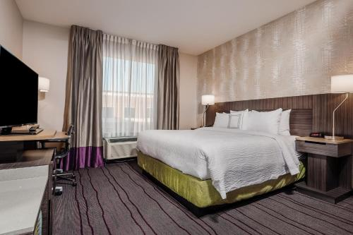 Fairfield Inn & Suites by Marriott Chicago Schaumburg Photo