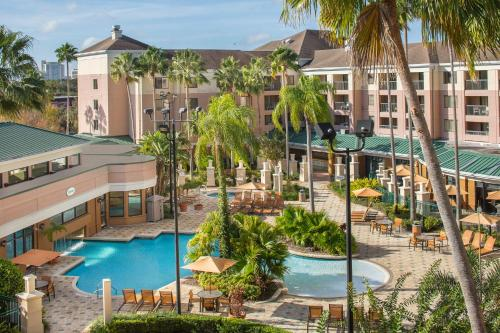 Courtyard by Marriott Orlando Lake Buena Vista in the Marriott Village photo 30