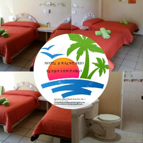 Hotel y Balneario Playa San Pablo Photo