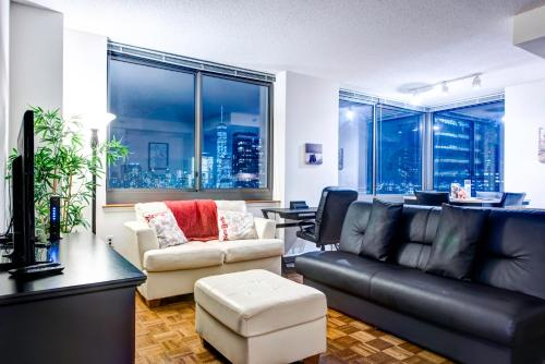 Ultra Modern Suites in Jersey City Photo