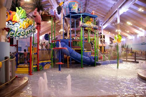 Holiday Inn Fitchburg – Waterpark