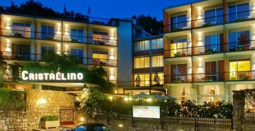 Hotel Cristallino &amp; Suites a Montecatini Terme