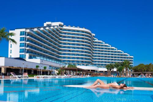 Didim Venosa Beach Resort & Spa adres