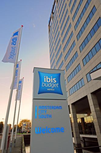 Hotel Ibis Budget Amsterdam City South
