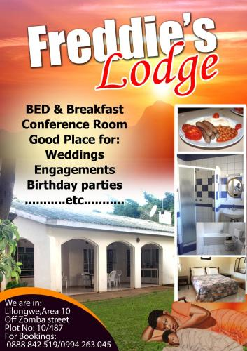 Hotel Freddies Lodge