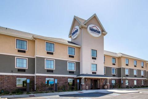 Suburban Extended Stay Hotel Midland Photo