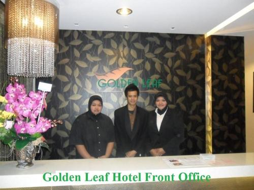 Golden Leaf Backpacker Hotel