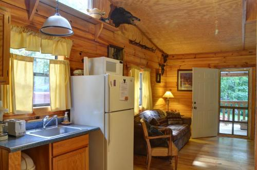 Panther Creek Cabins photo
