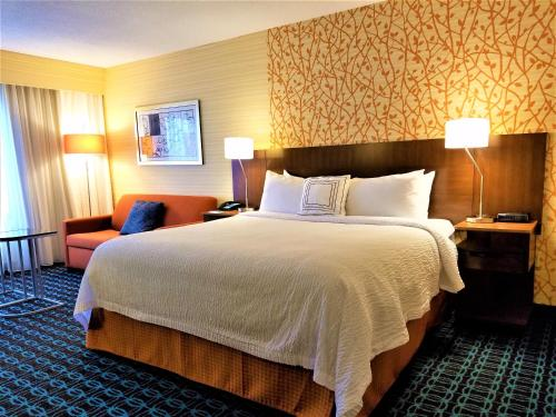 Fairfield Inn and Suites by Marriott Rochester West/Greece Photo
