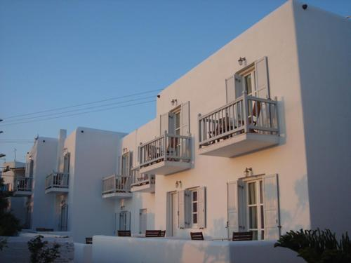 Mykonos Chora Apartments - Fabrika Greece