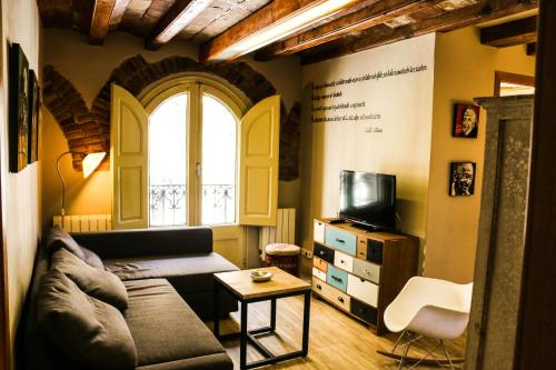 Charming Apartment in Barcelona Center