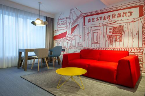 Radisson RED Hotel Brussels photo 35