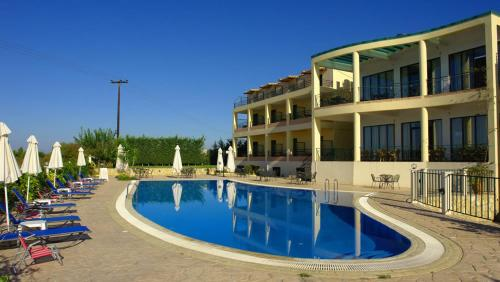 Hotel Alkionis - Zakhro Greece
