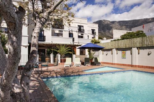 Best Western Cape Suites Hotel photo 23