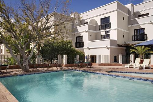 Best Western Cape Suites Hotel photo 24