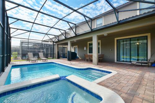 1471 Moon Valley Drive Pool Home