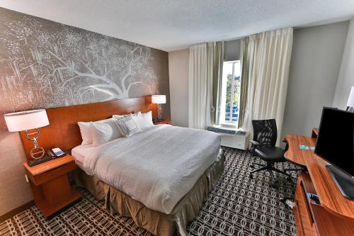 Fairfield Inn & Suites by Marriott Savannah Midtown Photo