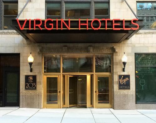 Virgin Hotels Chicago Photo