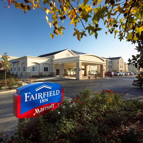 Fairfield Inn Sacramento Cal Expo Photo