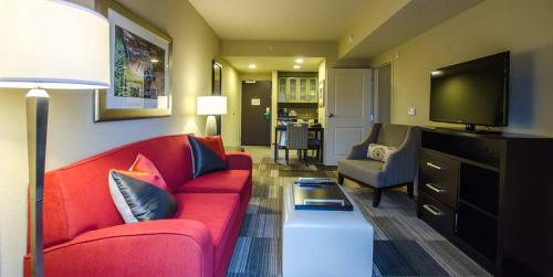 Homewood Suites Nashville Vanderbilt Photo