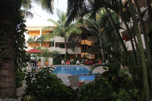 Hotel Palapa Palace Photo