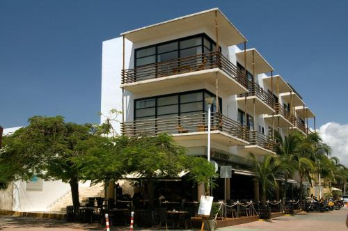 Deseo Hotel and Lounge, Playa del Carmen, Mexiko, picture 10