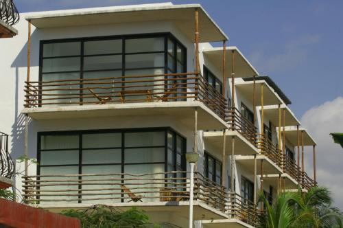 Deseo Hotel and Lounge, Playa del Carmen, Mexiko, picture 11