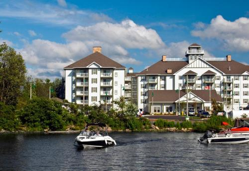 Residence Inn by Marriott Gravenhurst Muskoka Wharf Photo