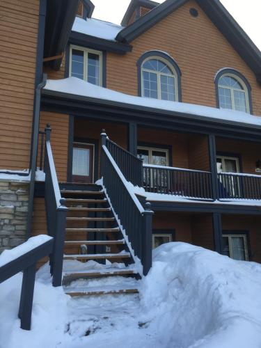 Hotel Les Manoirs 124-4, ski-out