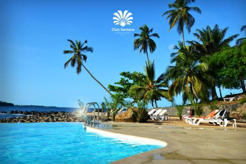 Club Santana Beach & Resort, Sant'Ana