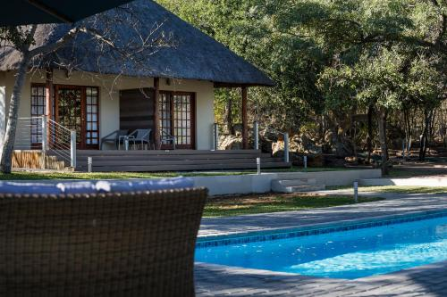 Monate Game Lodge Photo